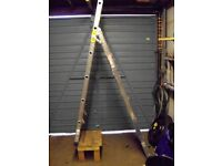 THREE WAY STEP LADDERS