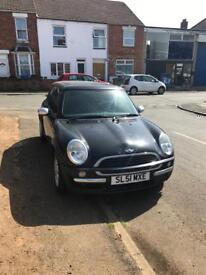 Black Mini One (Cooper S Replica)