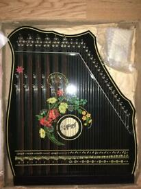 Akkord - Zither 6-7 Strings Chords.