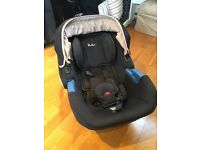 Silver Cross Simplicity Infant Carrier (Car Seat), Sand