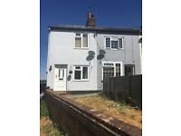 2 double bedroom cottage to rent for £700 - available from 01.09.2018
