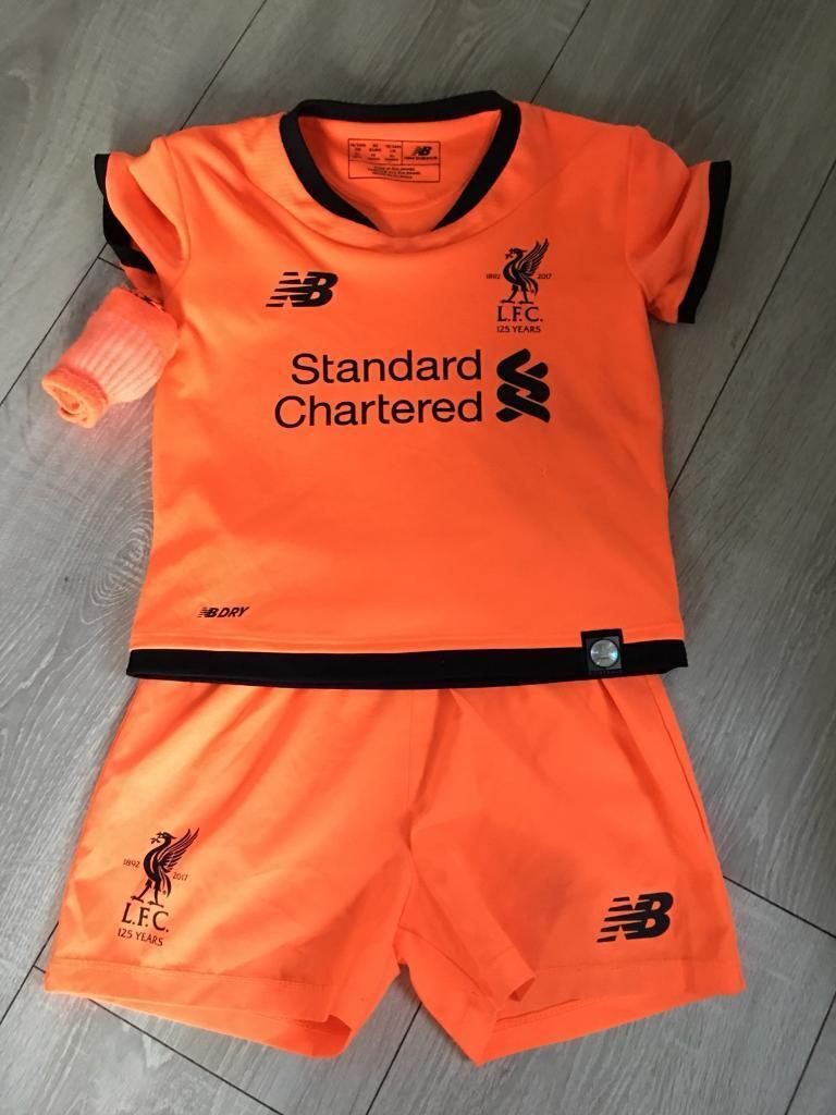 100% authentic 0dbad c594c Boys Liverpool away kit | in Widnes, Cheshire | Gumtree
