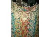 New Beautiful summer dress lace
