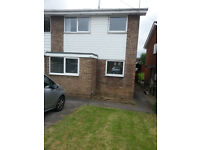 3 Bed Semi Detatched House Pinders Heath (WF1) for rent £600 PCM enclosed garden, offstreet parking
