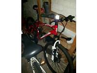 For sale 2 mountain cycles in good codition