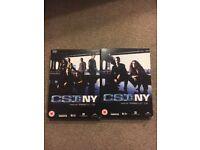 CSI NEW YORK COMPLETE SEASON 1