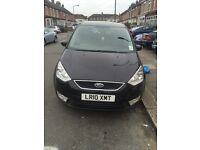 FORD GALAXY AUTOMATIC DEISEL 2010 PCO REGISTER FOR SALE