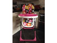Cosatto Noodle Supa High Chair