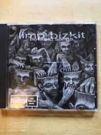 Limp Bizkit New old songs CD. Brand new condition £2