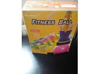 Brand new Gym Ball / fitness ball / pregnancy ball