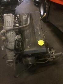 Ford Sierra 2.0 DOHC engines