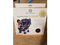 Pushchair shade