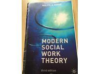 M. Payne (2005) M odern Social Work Theory