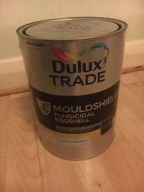Dulux Trade Mouldshield Fungicidal Eggshell