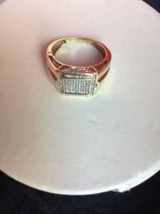 14 k Gold ring