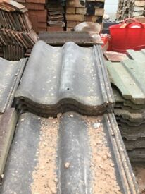 Grey Marley grovebury roof tiles
