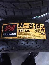185R13c 100/98L (8P.R) Nankang N-810
