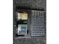 SHARP IQ-7000 ELECTRONIC ORGANIZER