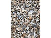 Free gravel / stones / pebbles to collect