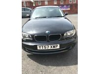 BMW 1 series 116i petrol low mileage