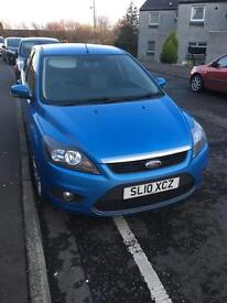 Ford Focus 1.6 tdci - £30 a year road tax