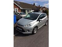 Ford Fiesta TDCI Turbo Diesel Zetec S 2011 Modified