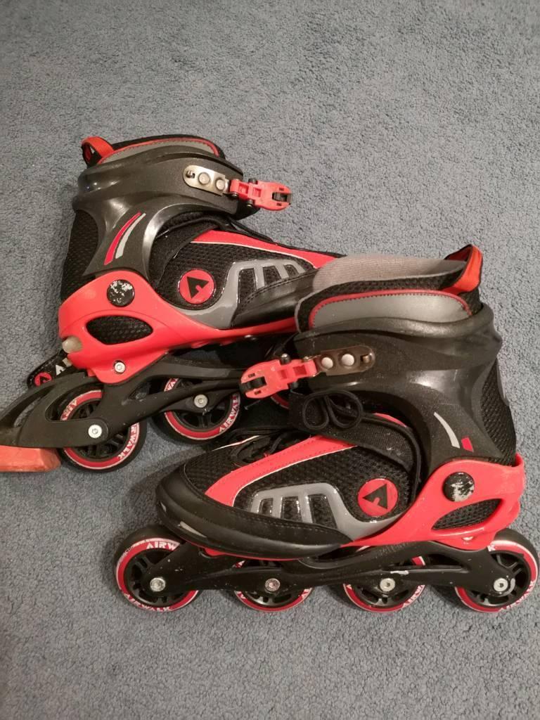 Airwalk roller blades size 6  e5d6fafc4