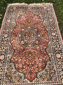 Fine Handmade Kashmir Rug