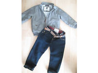 JUNIOR-J DENIMS AND JACKET FROM ATMOSPHERE