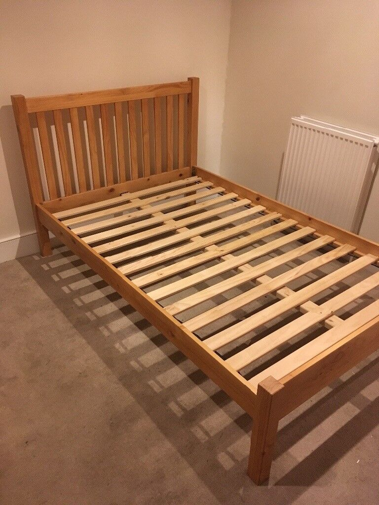 c2eae9fa0d0d Small double bed frame for sale