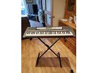 Yamaha EZ-200 Keyboard, hardly used and all working perfectly with a stand