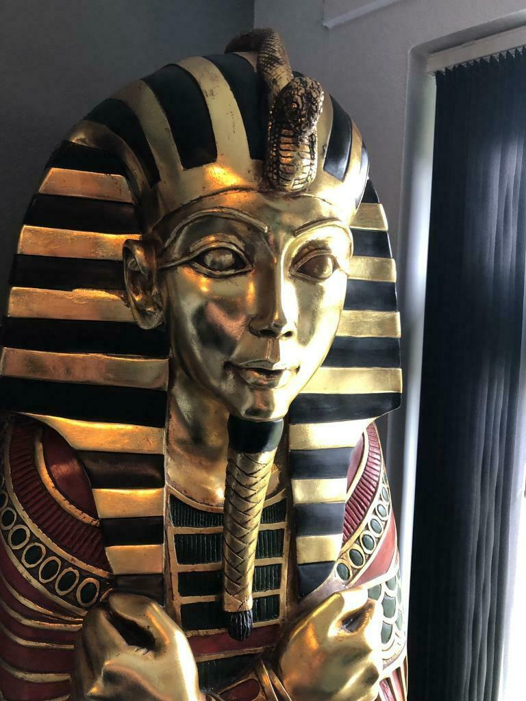 Egyptian Sarcophagus Dvd Cabinet | Cabinets Matttroy
