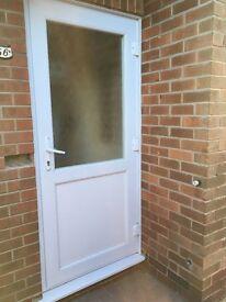 PVC door 920x2030