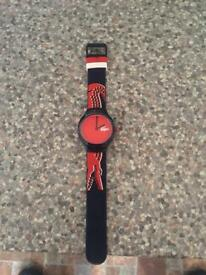 Men's Lacoste watch
