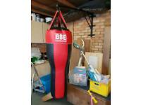 30kg punch bag in great condition with 5ft bracket