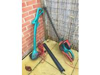 Bosch pro T AHS 7000 hedge trimmers cutters