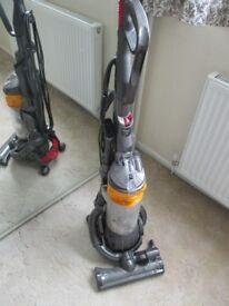 DYSON model DC25 ball multi floor upright vacuum cleaner