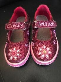 Lelli Kelly girls shoes. Size 24 (6.5)