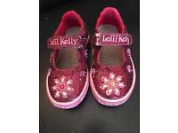 Lelli Kelly girls shoes. Size 24 (6.5)