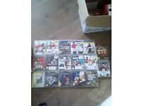 250GB PS3 with 17 games and 2 pads and all wires
