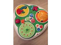 Chicco learn and play