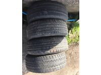 16 inch tyres 205/55 16s