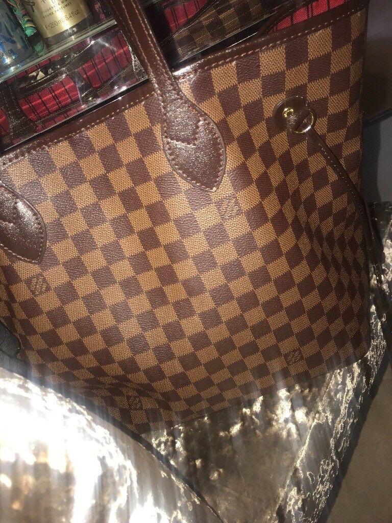 535808d70919 Louis Vuitton neverfull handbag HIGHEST QUALITY!!!