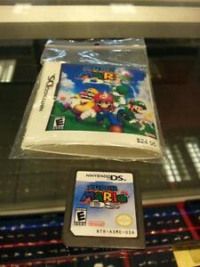 Super Mario 64 DS. We Sell Used Video Games For Playstation, Xbox, Nintendo, Sega, Atari, Switch. (#5826)