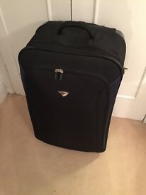 Antler Large Black Suitcase Collection Chelsea, London