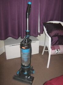 Vax Air Pet Upright Bagless Vacuum Cleaner in Blue
