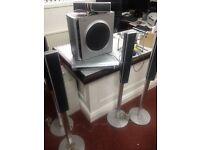 SONY SURROUND SOUND MODEL HCD-DZ500F