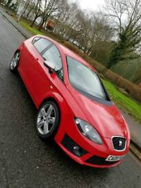 Seat Leon 2.0 TDI FR 170bhp Facelift Model with Full Service History