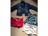 Zara 3-4 and 4-5 girls bundle