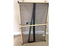 Pet gate extendable